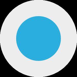 蓝色是展示组件,灰色是容器组件