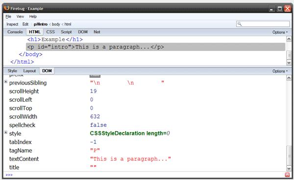 深入理解JavaScript系列(24)- JavaScript与DOM(下