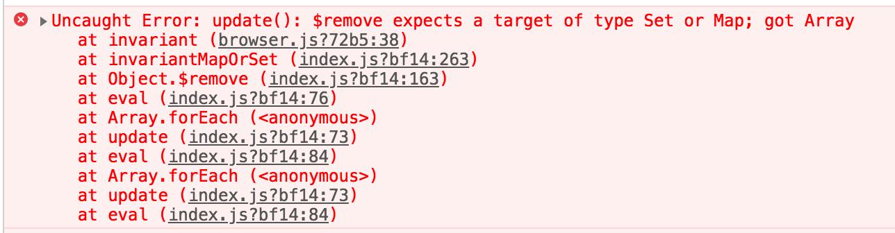 本文由@IT·平头哥联盟-首席填坑官∙苏南 分享,公众号:honeyBadger8,immutability-helper $remove的使用展示,必须是function