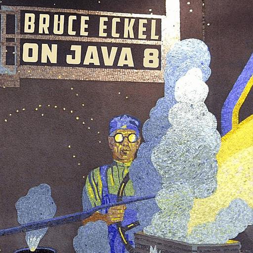 On Java 8 中文版《Java编程思想》