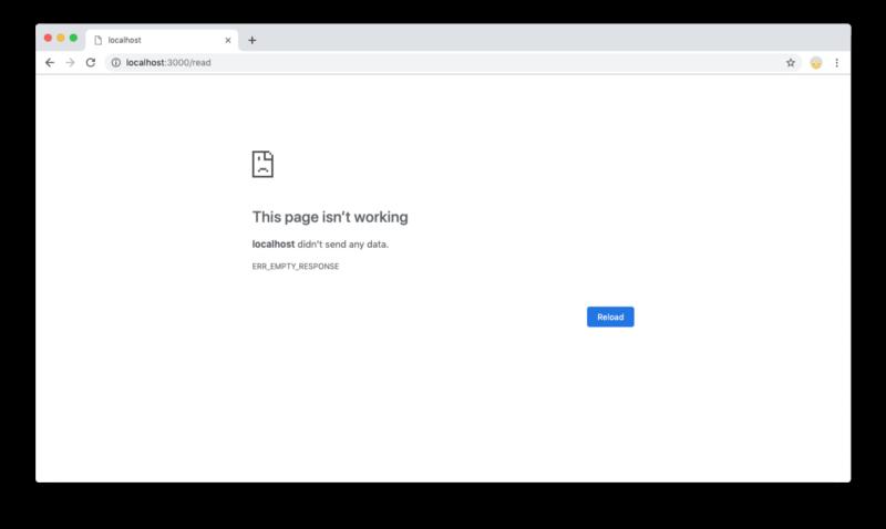 也许,你永远都不应该直接在生产环境中运行 Node.js