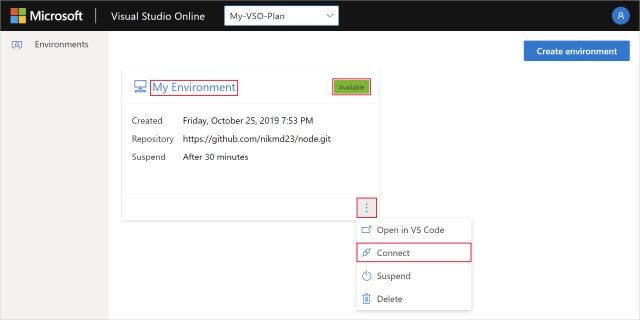 微软正式发布了 Visual Studio Online